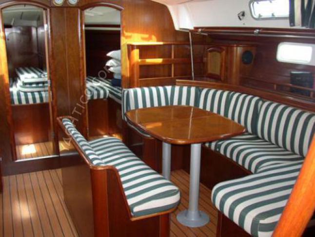 Oceanis 461 Clipper Segelyacht Charter Gouvia