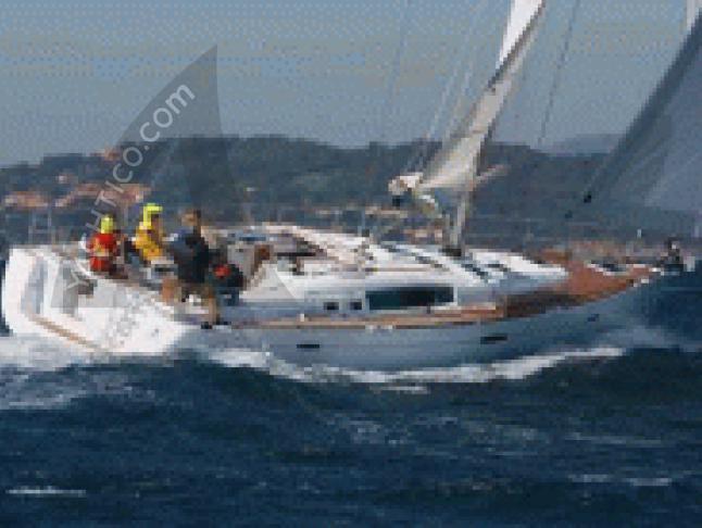 Yachtcharter Sukosan Bibinje Oceanis 50 Family