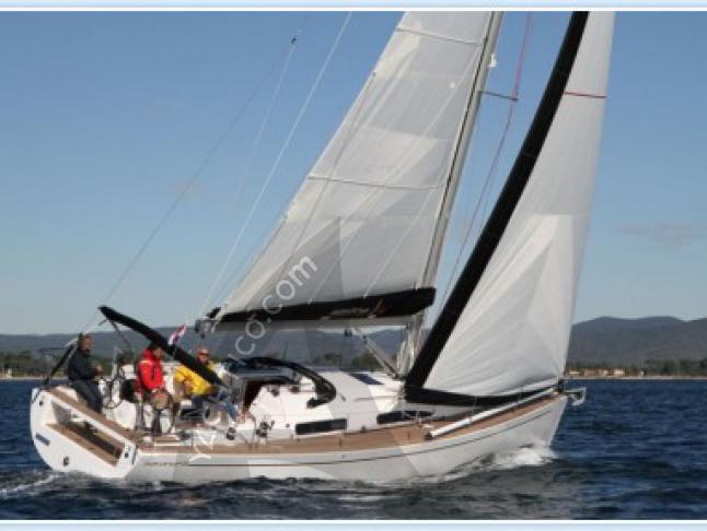 Salona 41 Performance Segelyacht Charter Split