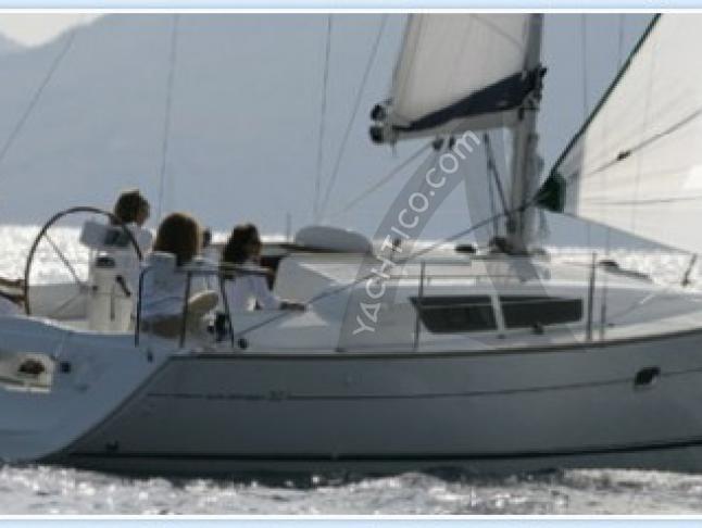 Sun Odyssey 32i Segelyacht Charter Sibenik
