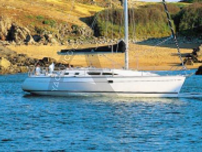 Sun Odyssey 37 Segelyacht Charter Neapel