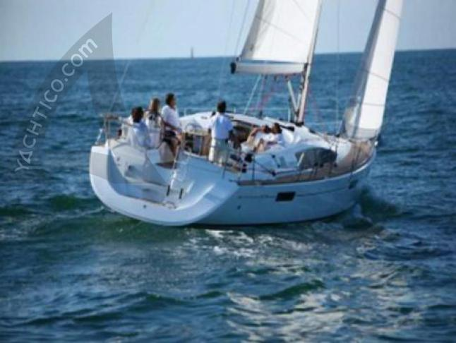 Sun Odyssey 42 DS Segelyacht Charter Split