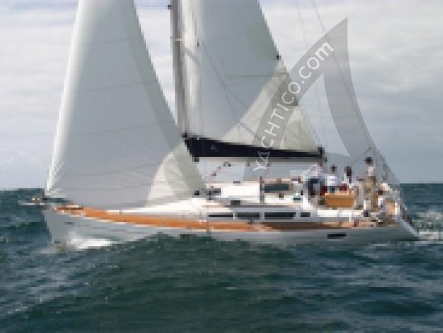 Sun Odyssey 42i Segelyacht Charter Cannigione