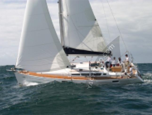Sun Odyssey 42i Segelyacht Charter Hyeres