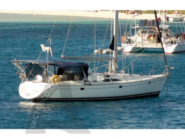 Yachtcharter Kroatien Sun Odyssey 45.2 ACI Marina Split