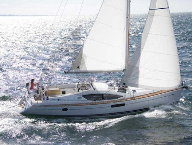 Segelyacht Sun Odyssey 45 chartern in ACI Marina Jezera