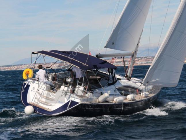 Sailing yacht Sun Odyssey 45DS available for charter in Sukosan