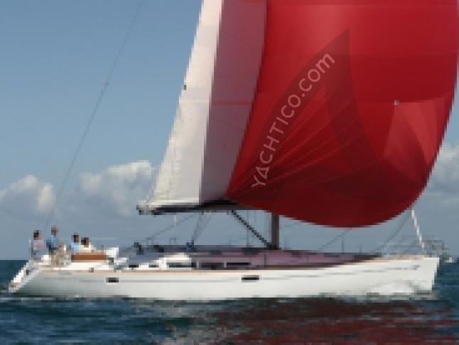 Sun Odyssey 49 Segelyacht Charter Syracuse