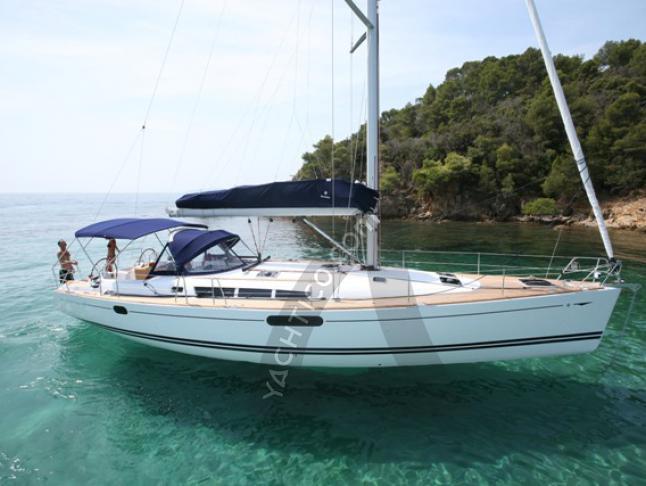 Sun Odyssey 49i Segelyacht Charter Furnari