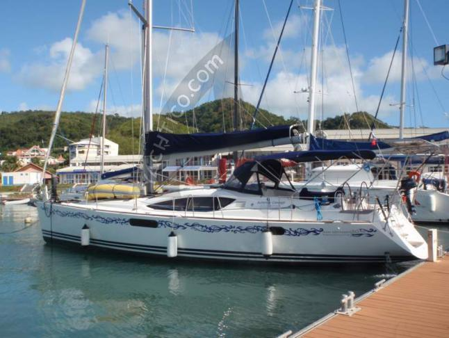 Sun Odyssey 50DS Segelyacht Charter Le Marin