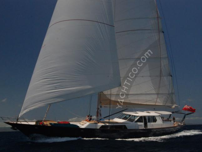 SY Asia Segelyacht Charter Phuket