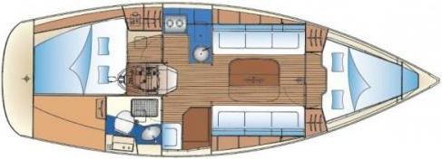 Segelyacht Bavaria 31 in Marina de Denia chartern-29978-0
