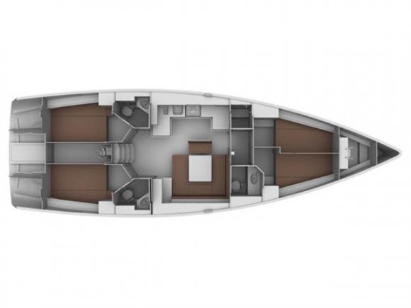 Segelboot Bavaria 45 Cruiser chartern in Portisco-30143-0