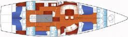 Segelyacht Beneteau 57 in ACI Marina Split mieten-28917-0-0