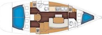 Segelyacht Cyclades 39.3 in Yacht Haven Marina Phuket leihen-30995-0