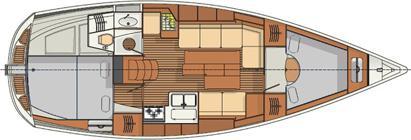 Segelyacht Delphia 33.3 in Pier 46 ausleihen-72038-0