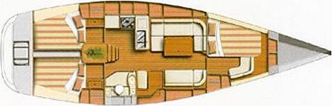 Segelyacht Dufour 40 in La Rochelle mieten-29953-0