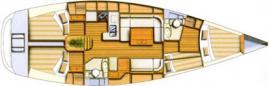 Segelyacht Dufour 44 in Putbus leihen-29016-0