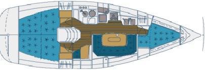 Segelboot Elan 36 Yachtcharter in Kastela-29267-0