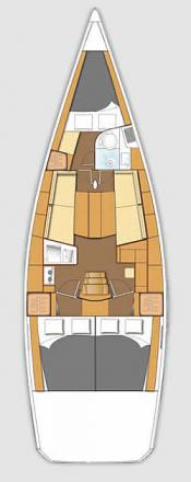 Segelyacht First 40 Yachtcharter in Marina Alimos Kalamaki-28427-0
