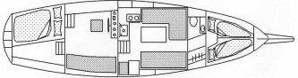 Yacht Gouwzee 42 in Lemmer ausleihen-31453-0