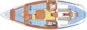 Segelboot Maxi 95 in Marina Allmag AB leihen-31326-0