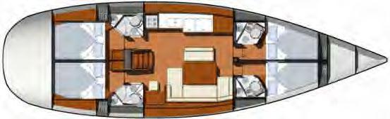 Yacht Oceanis 393 in Palau leihen-31056-0