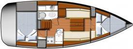 Yacht Sun Odyssey 30i in Hyeres ausleihen-28763-0
