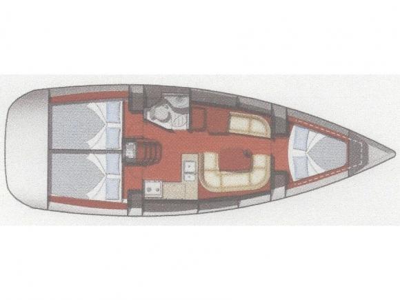 Yacht Sun Odyssey 36i in Bodrum Marina Milta mieten-35148-0