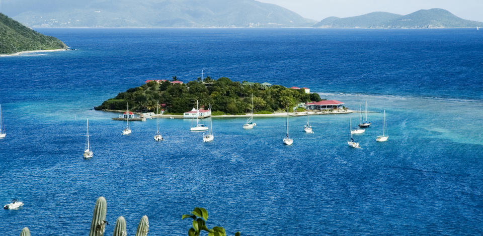 Yacht Vacation BVI - Sailing British Virgin Islands | YACHTICO.com