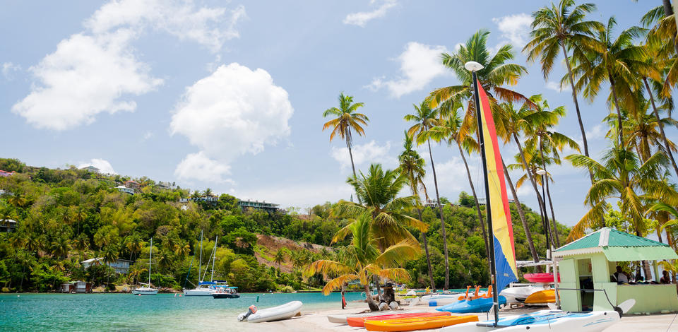 Yacht Vacation Martinique | YACHTICO.com
