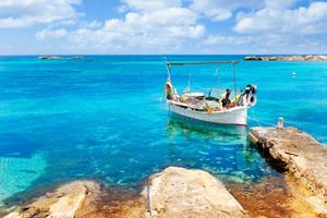 Törnvorschlag für Ibiza