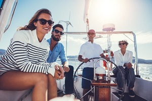 Bareboat Charter or Captain and Crew - Skippered or Crewed Yacht Vacation - We help you decide! | YACHTICO.com