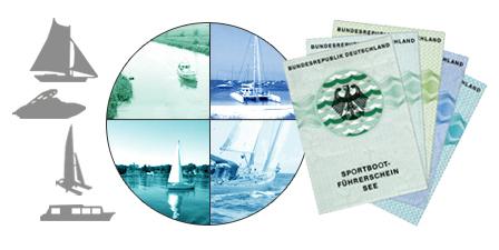 Bootsführerscheine und Zertifkate in Deutschland